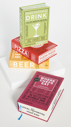 Books with Style Where to Eat and Drink Collection