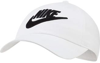 Nike Sportswear Heritage86 JDIY Hat (White) Caps
