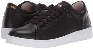 Blackstone Low Sneaker Perf - RL72 (Black) Women's Shoes