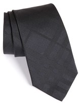 Burberry Men's Forevers Check Silk Tie