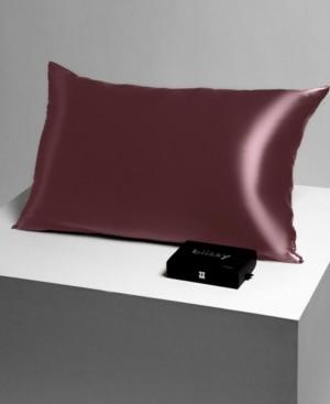 Blissy 22-Momme Silk Pillowcase, Queen Bedding