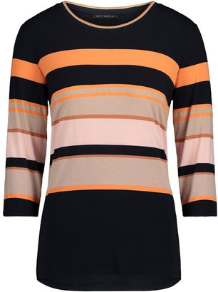 Betty Barclay Long Striped Top