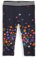 Truly Me Infant Girl's Floral Leggings
