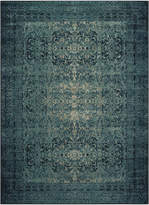 "Loloi Rugs Loloi Journey Area Rug, Indigo and Blue, 9'2""x12'2"""