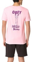 Obey Illegal Moves Tee