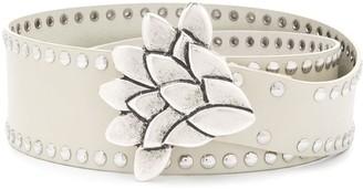Isabel Marant Leather Studded Belt