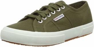 Superga 2750 Cotu Classic Unisex Adults' Trainers Vert (595 Military Green) 3.5 UK (36 EU)