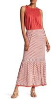 Max Studio Knit Maxi Skirt