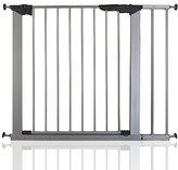 Babydan Premier True Pressure Fit Baby Safety Stair Gate Silver All Widths (86cm-93.3cm) by