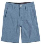 Volcom Toddler Boy's 'Static' Hybrid Shorts
