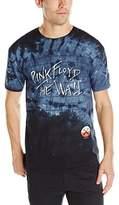 Liquid Blue Men's Pink Floyd The Wall Short Sleeve T-Shirt