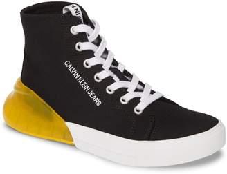 Calvin Klein Jeans Moreen High Top Sneaker