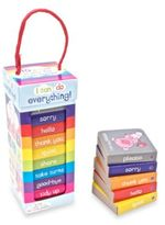 Bed Bath & Beyond Board Book Tower: I Can Do Everything