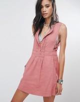 Free People Moonshine Mini Dress
