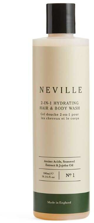 Cowshed Neville Hydrating Hair and Body Wash (300ml)