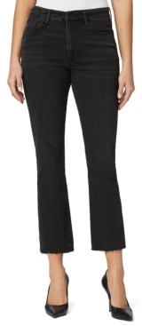 Joe's Jeans High-Rise Cropped Bootcut Jeans