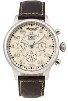 Ingersoll Men's IN1824CR Monticello Fine Automatic Timepiece Cream Dial Watch