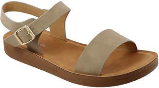 Top Moda Women's Sandals KHAKI - Khaki Faron Sandal - Women