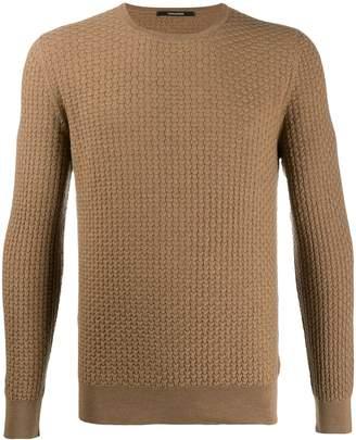 Tagliatore textured jumper