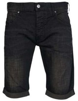Armani Jeans Denim Shorts C6S136T black