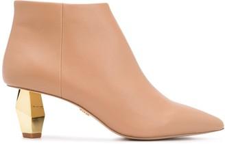 Kurt Geiger Low Heel Boots