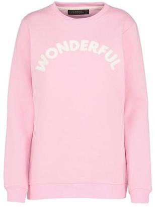 Sugarhill Boutique Alanis Wonderful Pink Sweatshirt - 10 - Pink/White