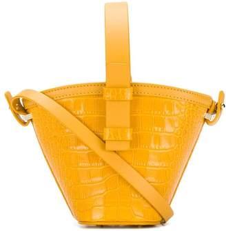 Nico Giani Nelia mini croc bag
