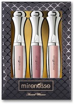 Mirenesse Supreme Holiday Velvet Lip Plumper Naked Trio 3-Piece Set - Multi