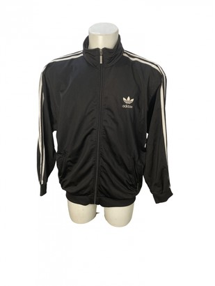 adidas Black Synthetic Jackets