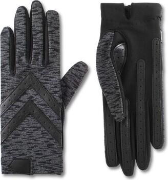 Isotoner Women's Spandex Shortie Gloves