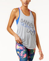 Energie Active Juniors' Graphic Racerback Tank Top