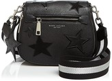 Marc Jacobs Small Star Patchwork Saddle Bag