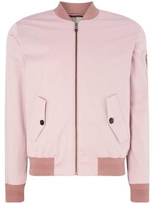 Tommy Hilfiger Cotton Bomber Jacket