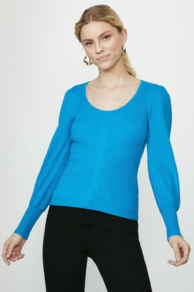 Coast Crew Neck Knitted Jumper