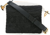 Kenzo Kombo crossbody bag - women - Polyester/Polyurethane/Spandex/Elastane/Rayon - One Size