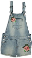 Hudson Girls' Denim Overalls - Sizes S-XL