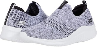 Skechers Ultra Flex 2.0 - Mirkon (White/Black) Men's Shoes