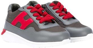 Hogan Gray Sneakers