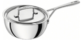 Zwilling J.A. Henckels Sensation 2-Quart Conic Saute Pan with Lid