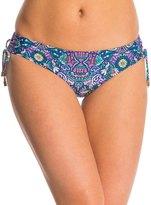 Laundry by Shelli Segal Swimwear Pretty Partridge Adjustable Hipster Bikini Bottom 8142486