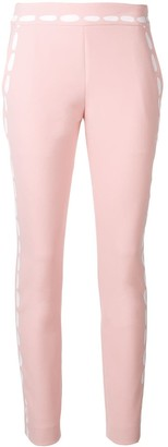 Moschino slim-fit trousers