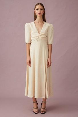 Keepsake MINGLE DRESS Vanilla