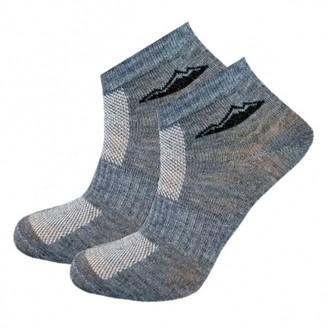 3 Pairs Ladies Girls White Grey Black Prohike Performance Trainer Liner Sport Socks Shoe 4 to 8