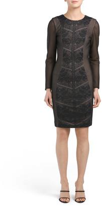 Sloane Long Sleeve Mini Dress