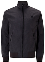 Fred Perry Tonic Brentham Jacket, Anchor Grey