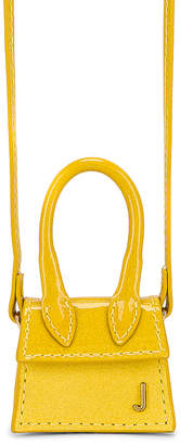 Jacquemus Le Petit Chiquito Bag in Shaded Yellow | FWRD