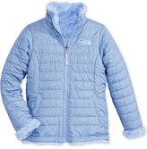 The North Face Reversible Mossbud Swirl Jacket, Little Girls (2-6X) & Big Girls (7-16)