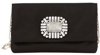 Jimmy Choo Titania clutch bag