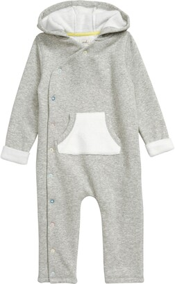 Peek Aren't You Curious Emelie Hooded Wrap Bodysuit