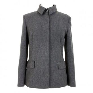 Byblos Grey Jacket for Women Vintage
